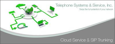 Page Banners inc Cloud service