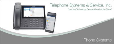 Page Banners inc Phone systems